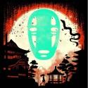 "T-Shirt ""Lune phosphorescente"""
