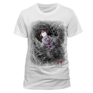 T-Shirt officiel Ça le film - Pennywise