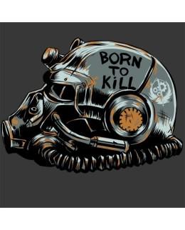 """T-Shirt """"Born to kill"""""""