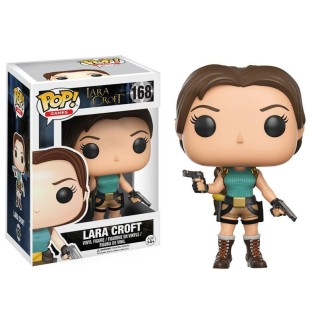 Figurine Pop Lara Croft N°168