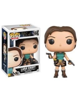 Figurine Pop Lara Croft N°168