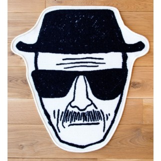 Tapis Breaking Bad Heisenberg