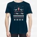 "T-Shirt ""Christmas is coming"""