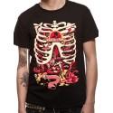 "T-Shirt Rick & Morty ""Anatomy Park"""