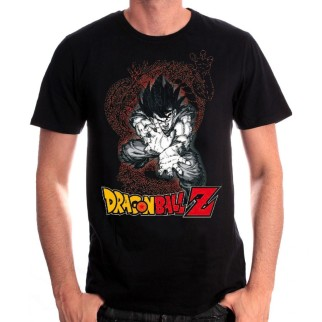 "T-Shirt Dragon Ball Z ""Kameha Goku"""