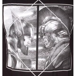 """T-Shirt Thor Ragnarok """"Thor vs Hulk"""""""