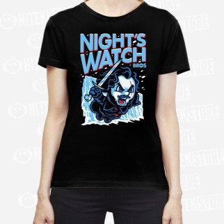 "T-Shirt ""Night's Watch Bros"""