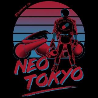 "T-Shirt ""Neo Tokyo"""