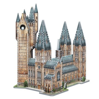 Puzzle 3D Harry Potter - La tour d'astronomie