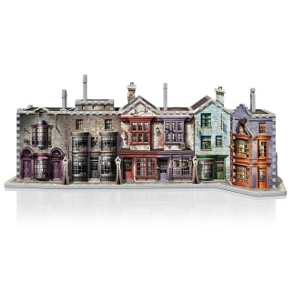 Puzzle 3D Harry Potter - Chemin de traverse