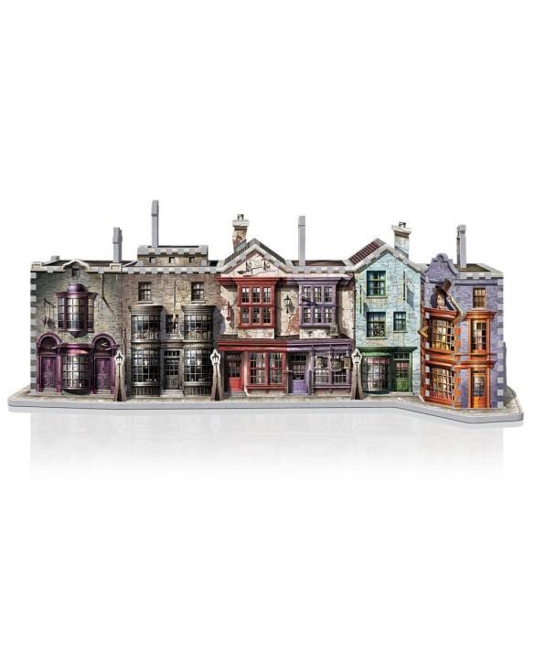 Puzzle 3D Harry Potter - Chemin de traverse