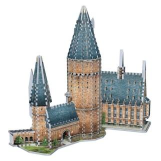 Puzzle 3D Harry Potter - Grande salle de Poudlard