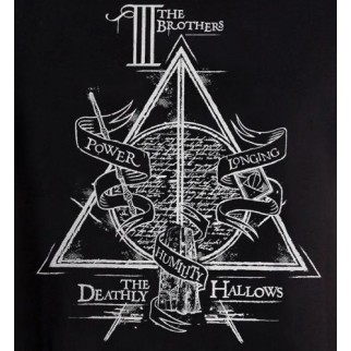 "T-Shirt Harry Potter ""Frères Peverell"""