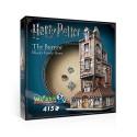 Puzzle 3D Harry Potter - Le terrier (maison des Weasley)
