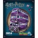 Puzzle 3D Harry Potter - Le Magicobus