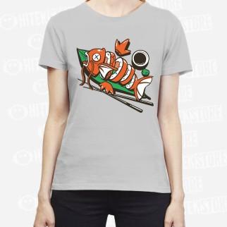 "T-Shirt ""Sushicarpe"""