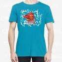"T-Shirt ""Sirène carpe"""