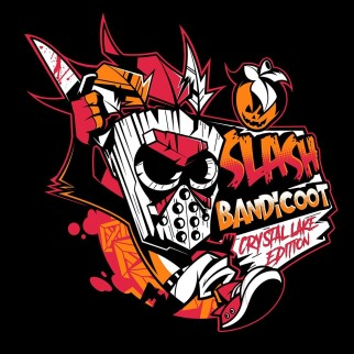 "T-Shirt ""Slash Bandicoot"""