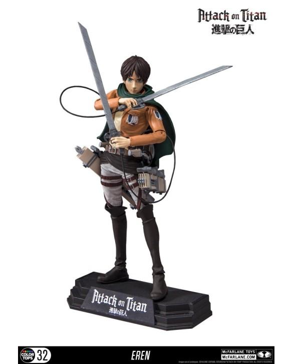 Figurine Attaque des Titans - Eren Jaeger