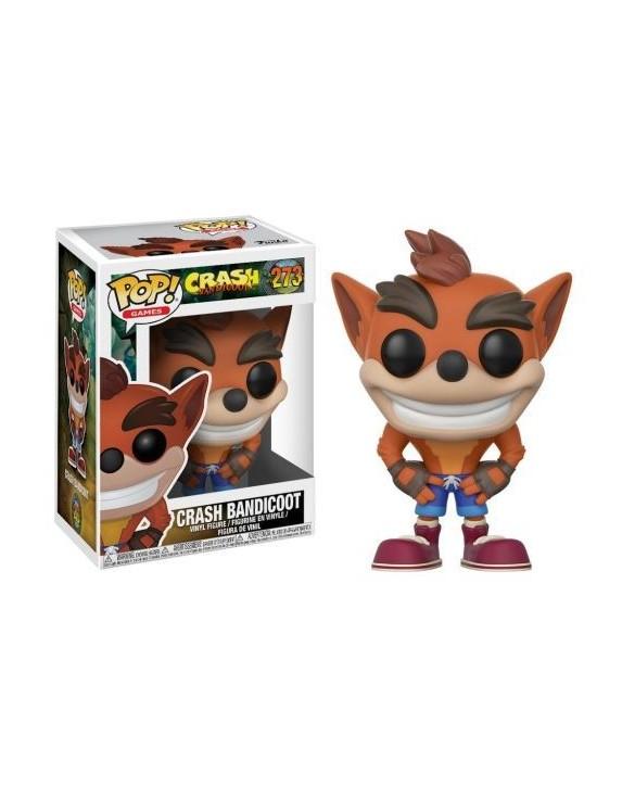 Figurine Pop Crash Bandicoot