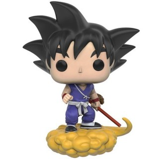 Figurine Funko Pop Goku & Flying Nimbus - Dragon Ball Z N°109