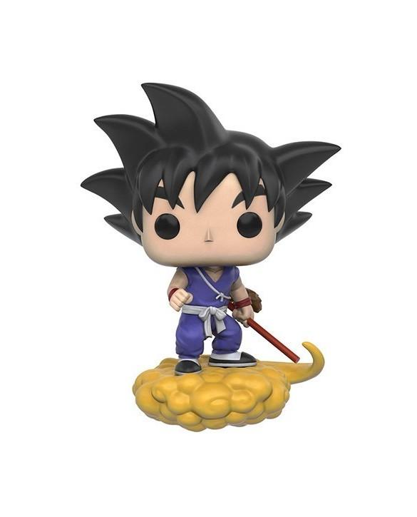 "Figurine Pop Dragon Ball Z ""Goku & Flying Nimbus"""