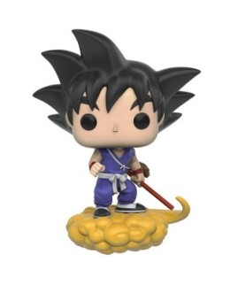 "Figurine Pop Dragon Ball Z ""Goku & Flying Nimbus"