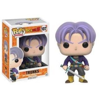 "Figurine Pop Dragon Ball Z ""Trunks"""