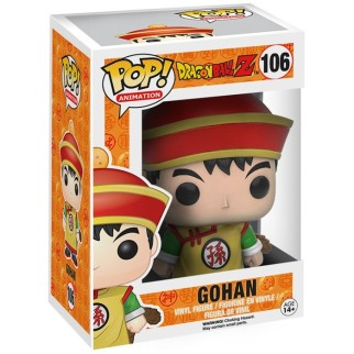 "Figurine Pop Dragon Ball Z ""Gohan"""