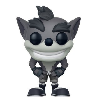 Figurine Funko Pop Crash Bandicoot CHASE N°273
