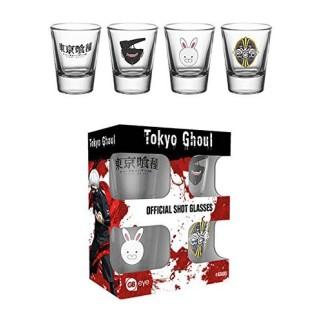 Verres à shot Tokyo Ghoul