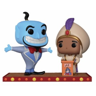 "Figurine Pop Aladdin ""Premier Voeu"""