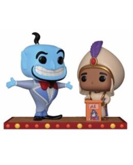 "Figurine Pop Aladdin XL ""Premier Voeu"""