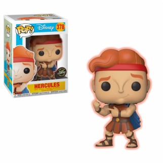 Figurine Pop Hercule (Limited Glow Chase Edition)