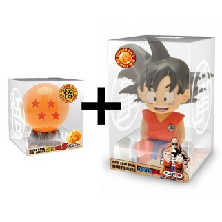 Mini tirelire Boule de cristal Dragon Ball