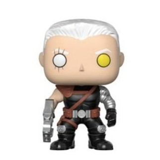 "Figurine Pop Deadpool ""Cable"""