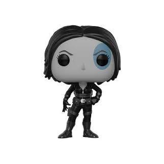 "Figurine Pop Deadpool ""Domino"""
