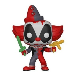 Figurine Pop Deadpool Clown N°322