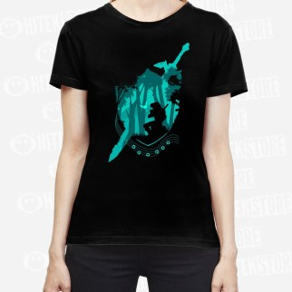 "T-Shirt ""playing ocarina"""
