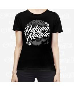 """T-Shirt """"Hakuna Matata"""" + Mug Simba OFFERT"""