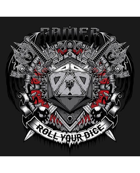 """T-Shirt """"Roll Your Dice"""""""