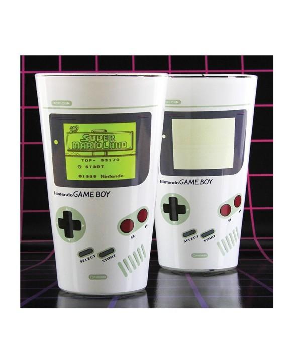 Verre Game Boy thermoréactif