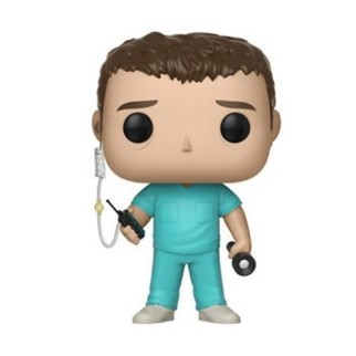 "Figurine Pop Stranger Things ""Bob Scrubs"""