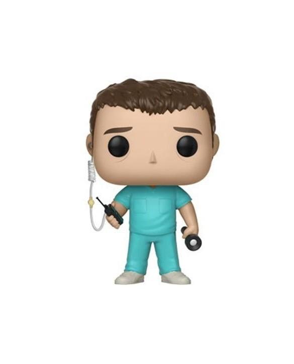 "Figurine Pop Stranger Things ""Bob Scrubs"""