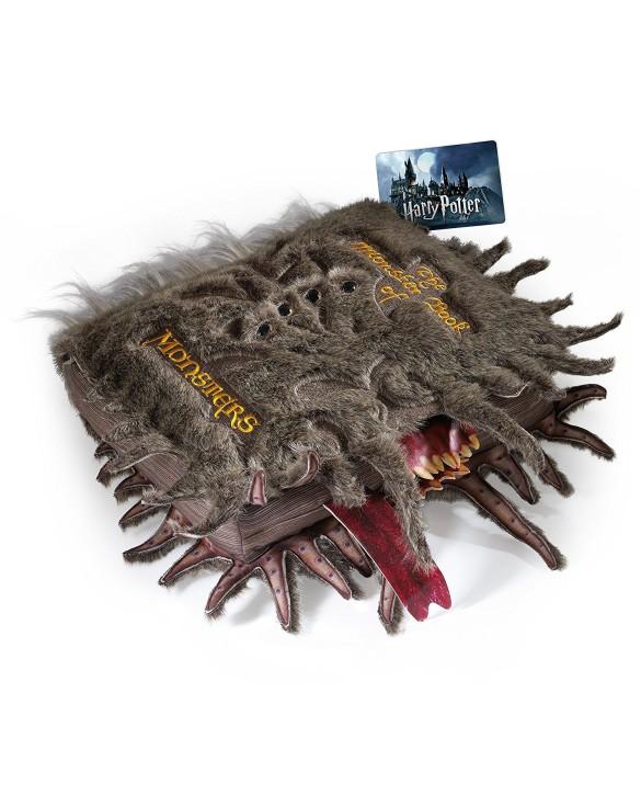 Coussin peluche Livre des Monstres - Harry Potter