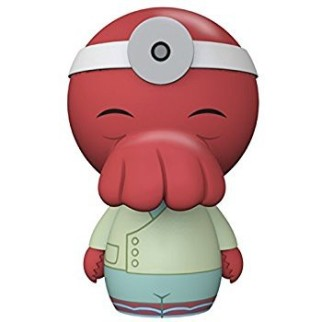 "Figurine Dorbz Futurama ""Zoidberg"""