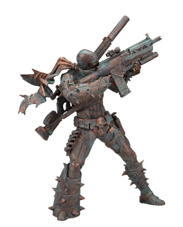 Figurine Spawn Chase