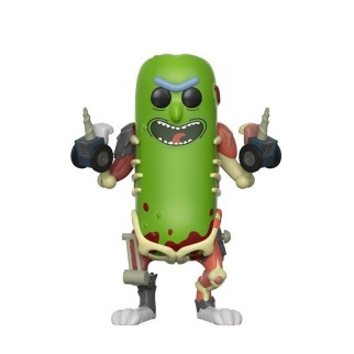 Figurine Pop Pickle Rick - Rick & Morty N°333