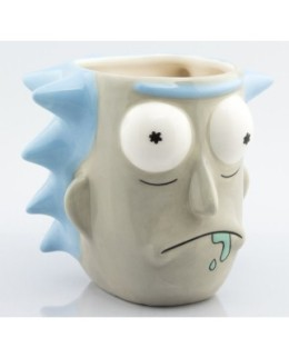 "Mug 3D Rick & Morty ""Rick"""