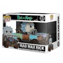 Figurine Pop Ride Mad Max - Rick & Morty